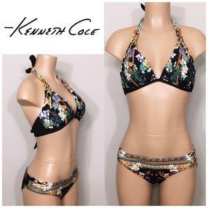 Kenneth Cole bikini. NWT